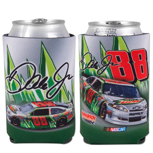 Hendrick Motorsports Dale Jr #88 Diet Mt Dew Can Koozie