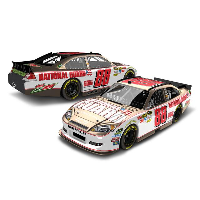 Hendrick Motorsports Dale Jr #88 National Guard Rampage 1:24 Scale Diecast