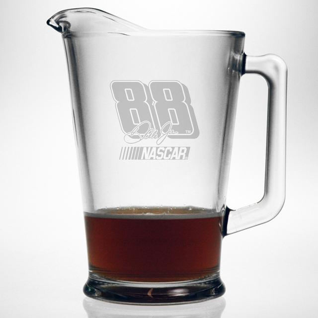 Hendrick Motorsports Dale Jr 60oz Etched Pitcher