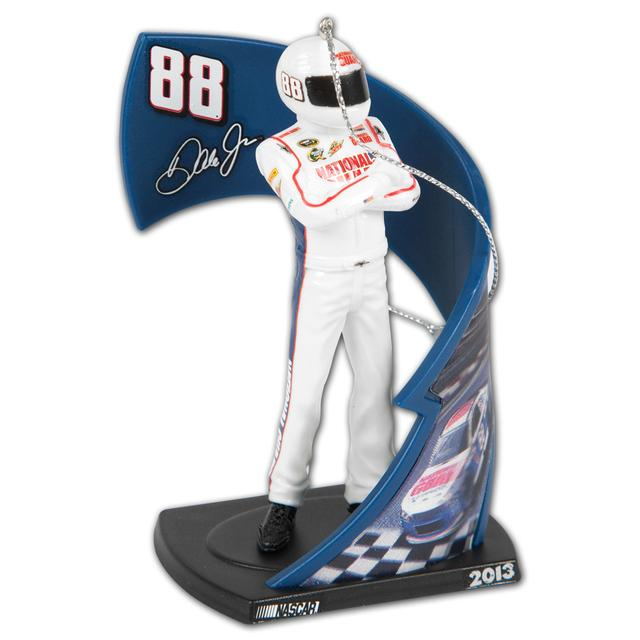 Hendrick Motorsports Dale Jr #88 National Guard Driver Ornament