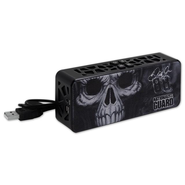 Hendrick Motorsports Dale Jr #88 National Guard Skulls Bluetooth Wireless Speaker
