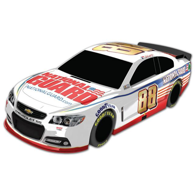 Hendrick Motorsports Dale Earnhardt, Jr. #88 1:18 scale National Guard Plastic Car