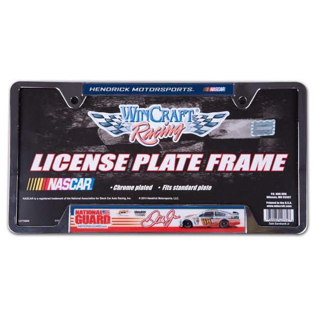 Hendrick Motorsports Dale Jr. 2014 license plate frame