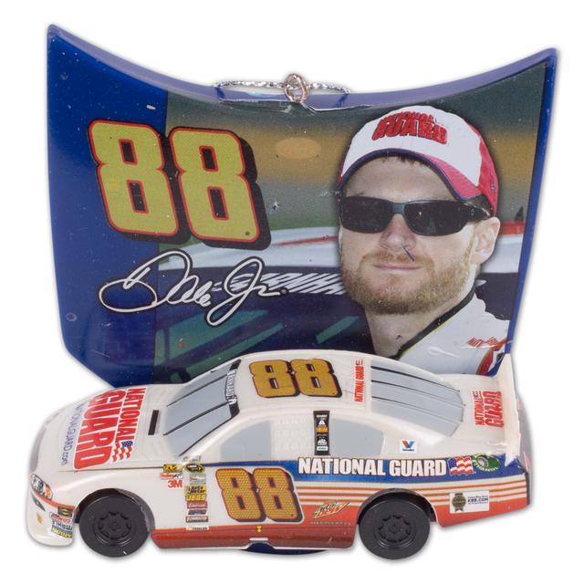 Hendrick Motorsports Dale Jr. Nascar Hood Ornament