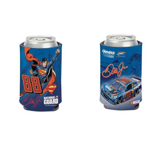 Hendrick Motorsports Dale Jr. Superman Can Cooler 12oz