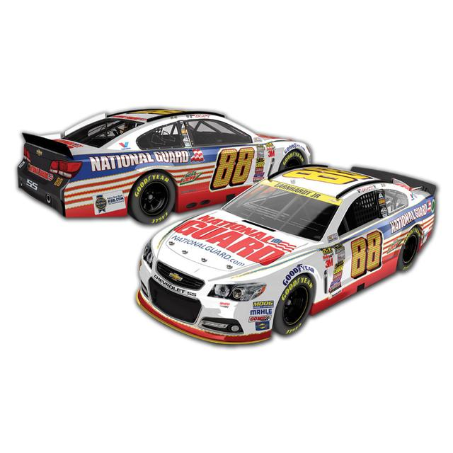Hendrick Motorsports Dale Jr.  2014 #88 Chase for the Cup Series Diecast 1:24 Scale Nascar Sprint Cup Series Die-Cast