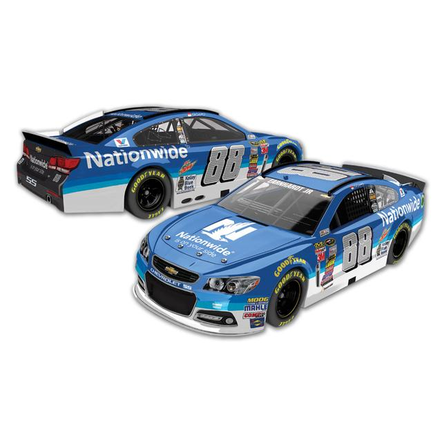 Hendrick Motorsports Dale Jr. 2015 #88 Nationwide 1:64 Scale Nascar Sprint Cup Series Die-Cast