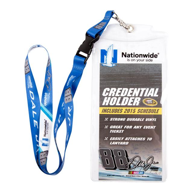 Hendrick Motorsports Dale Jr. Lanyard/Credentials