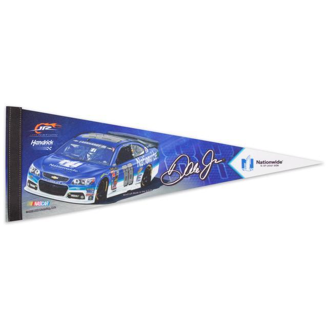 "Hendrick Motorsports Dale Jr. 9"" x 24"" Pennant"