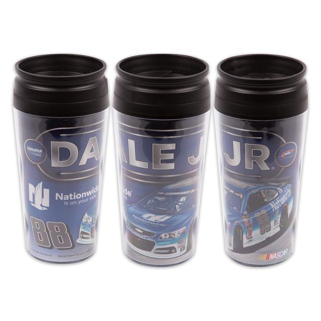 Hendrick Motorsports Dale Jr. 16 oz Travel Mug