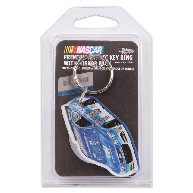 Hendrick Motorsports Dale Jr. Acrylic Key Ring