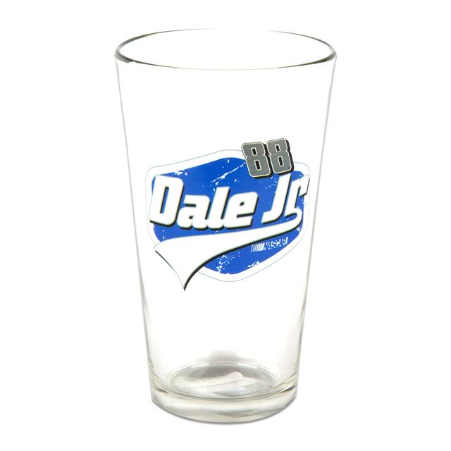 Hendrick Motorsports Dale Jr. 16 oz. Pint Glass