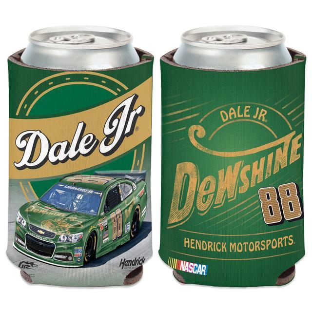 Hendrick Motorsports Dale Jr. DEWShine Koozie