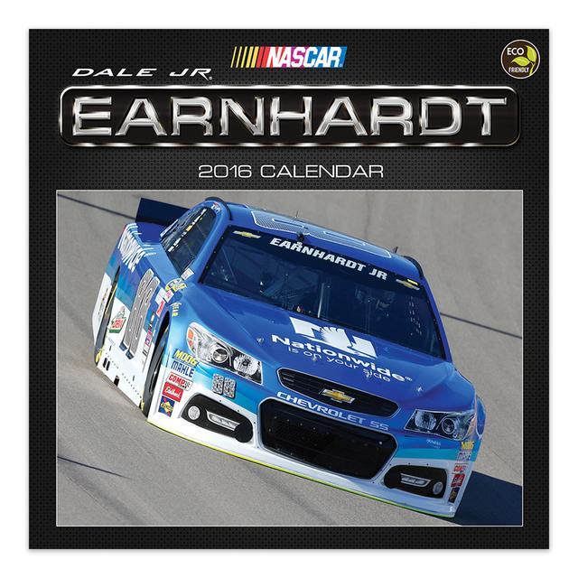 "Hendrick Motorsports Dale Jr.2016 12""x 12"" Wall Calendar"