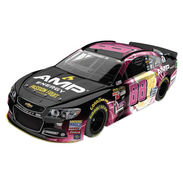 Hendrick Motorsports Dale Jr. 2015 #88 Amp Energy Passion Fruit 1:24 Scale Nascar Sprint Cup Series Die-Cast