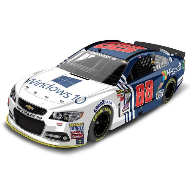 Hendrick Motorsports Dale Jr. 2015 #88 Microsoft 1:24 Scale Nascar Sprint Cup Series Die-Cast