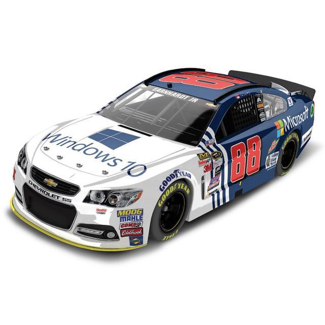 Hendrick Motorsports Dale Jr. 2015 #88 Microsoft 1:64 Scale Nascar Sprint Cup Series Die-Cast