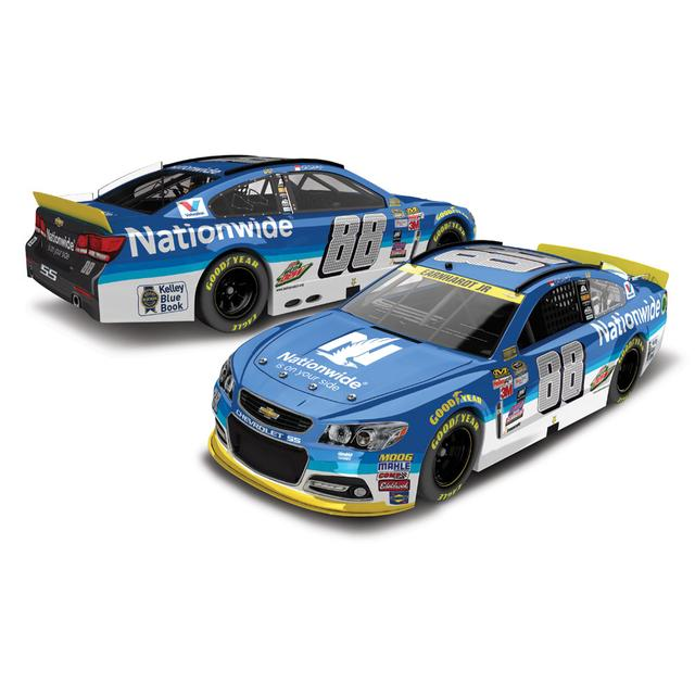 Hendrick Motorsports Dale Jr. 2015 #88 Chase for the Sprint Cup 1:24 Scale Nascar Sprint Cup Series Die-Cast