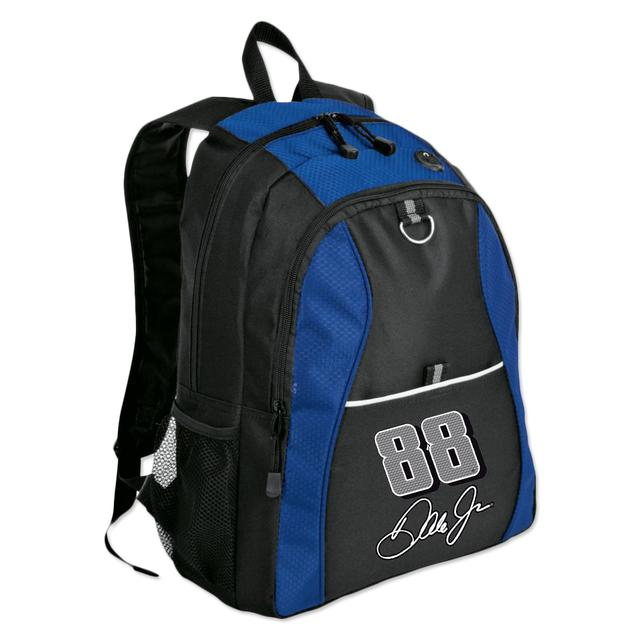 Hendrick Motorsports Exclusive  Dale Jr. #88  Signature Backpack