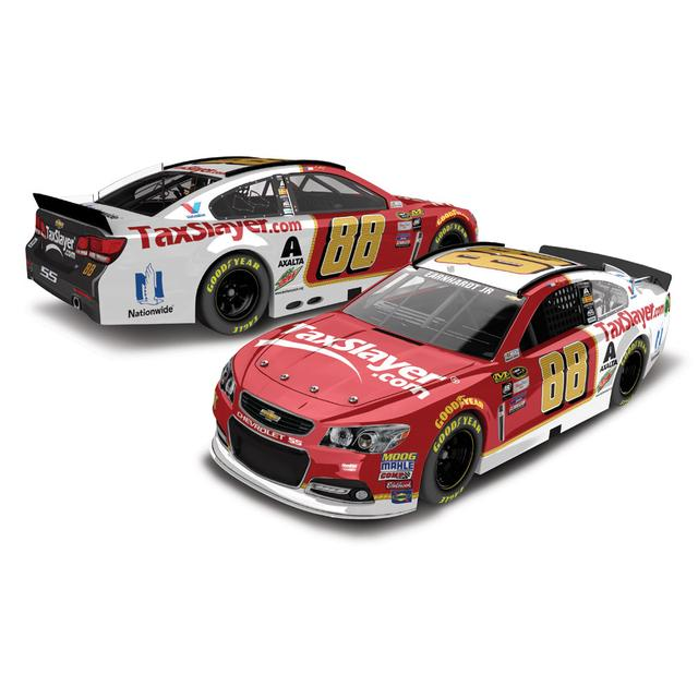 Hendrick Motorsports Dale Jr. 2016 #88 Taxslayer 1:24 Scale Nascar Sprint Cup Series Die-Cast