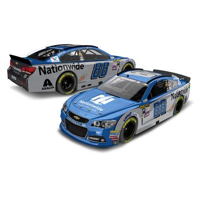 Hendrick Motorsports Dale Jr. 2016 #88 Nationwide 1:24 Scale Nascar Sprint Cup Series Die-Cast
