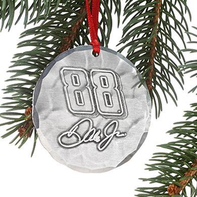 Hendrick Motorsports Dale Jr. #88 Round Ornament