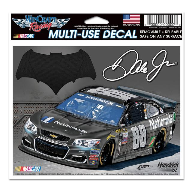 Hendrick Motorsports Dale Jr. #88 Batman Multi Use Decal