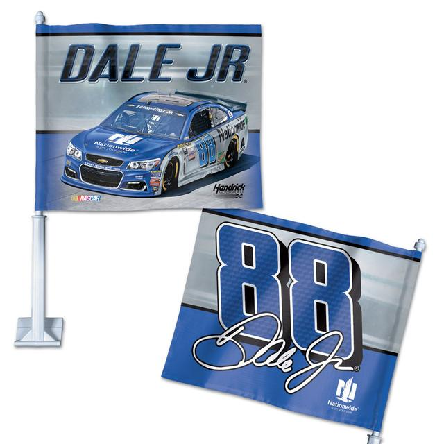 Hendrick Motorsports Dale Jr. #88 Car Flag