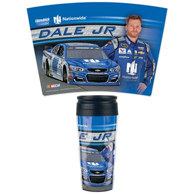 Hendrick Motorsports Dale Jr. #88 16oz. Travel Mug