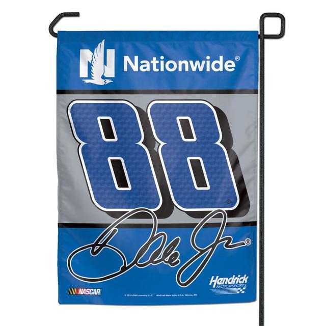 "Hendrick Motorsports Dale Jr. #88 11"" x 15"" Garden Banner"