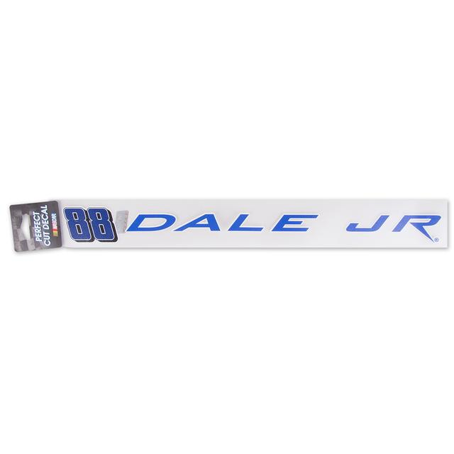 "Hendrick Motorsports Dale Jr. #88 Perfect Cut Decal 2"" x 17"""