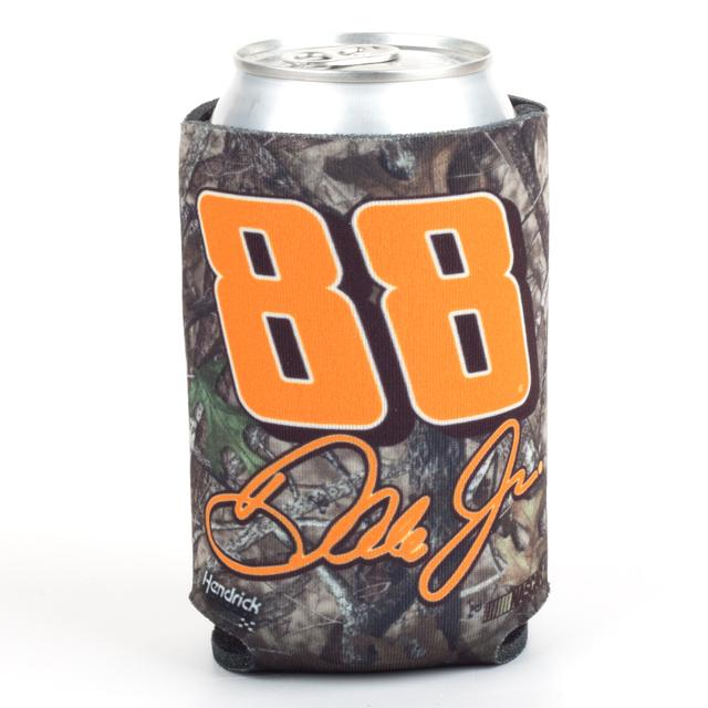 Hendrick Motorsports Dale Jr. Camo True Timber 12oz. Can Koozie