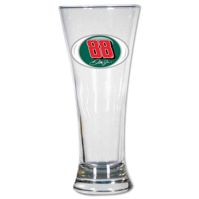 Hendrick Motorsports Dale Jr #88 12 oz Pilsner Glass