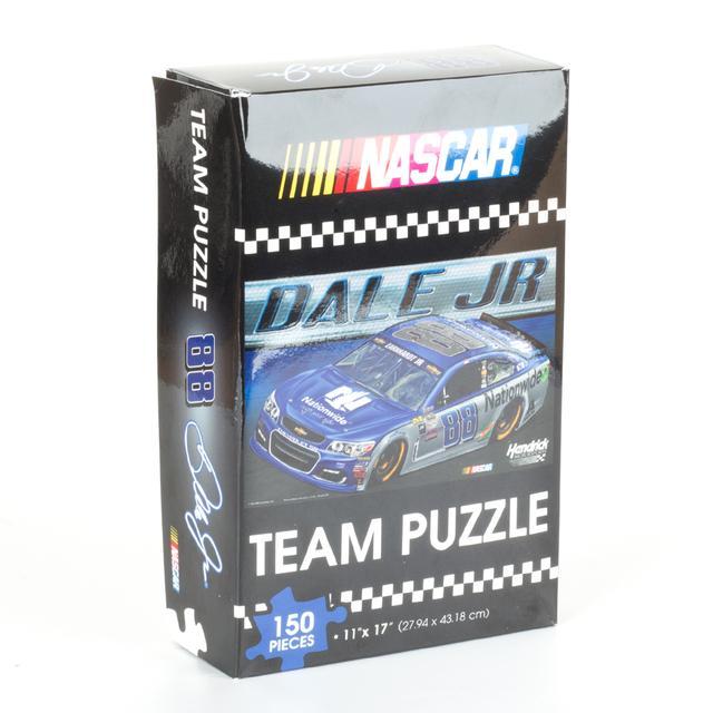 Hendrick Motorsports Dale Jr. #88 150 Piece Puzzle