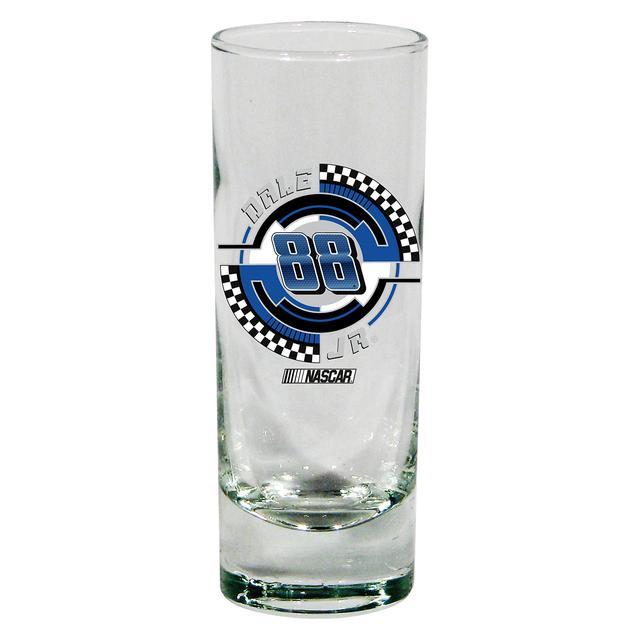 Hendrick Motorsports Dale Jr. #88 2 oz. Cordial Glass