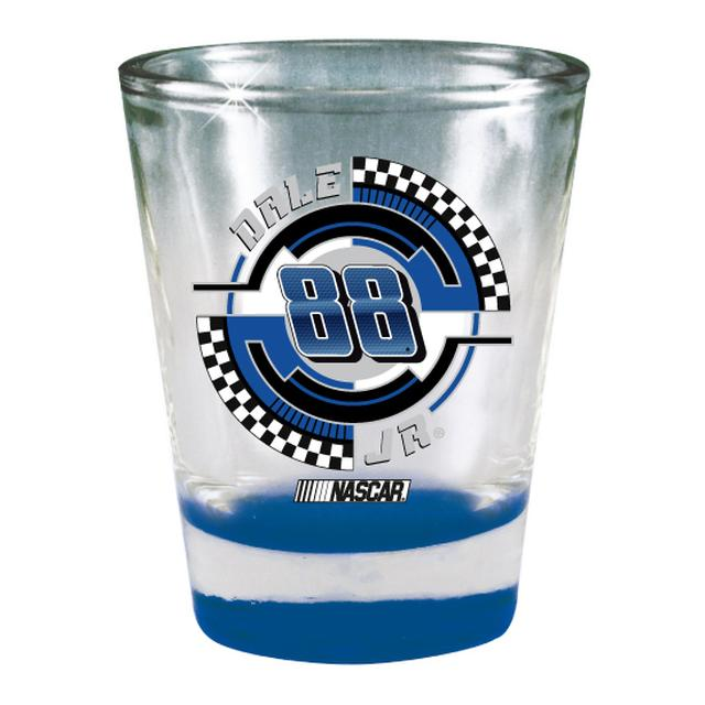 Hendrick Motorsports Dale Jr. #88 Mirrored Chrome Collect Glass