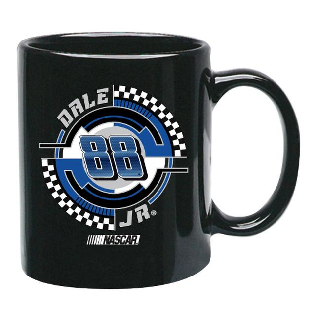 Hendrick Motorsports Dale Jr. #88 C-Handle Mug Black