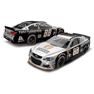 Hendrick Motorsports Dale Jr. 2016 #88 Darlington Nationwide Grey Ghost Retro 1:64 Scale Die-Cast