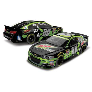 Hendrick Motorsports Dale Jr. 2016 #88 Mountain Dew DEWcision 1:24 Scale Nascar Sprint Cup Series Die-Cast