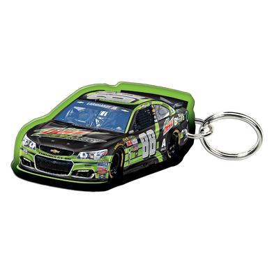 Hendrick Motorsports Dale Jr. #88 DEWcision Key Ring