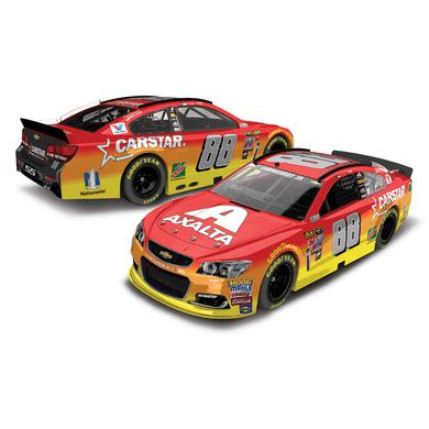Hendrick Motorsports No. 88 Axalta Coating Systems/CARSTAR 2016 1:24 NASCAR Sprint Cup Series™ Die-Cast