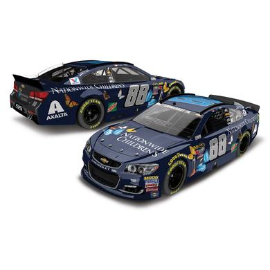 Hendrick Motorsports Dale JR. #88 Nationwide Children's Hospital 1:24 NASCAR XFINITY Series Die-Cast