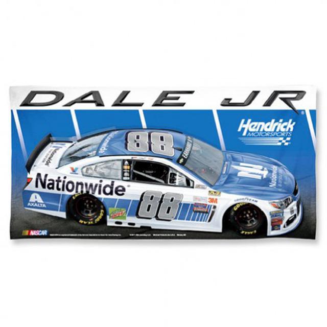 """Hendrick Motorsports Dale Earnhardt Jr Spectra Beach Towel - 30"""" x 60"""""""
