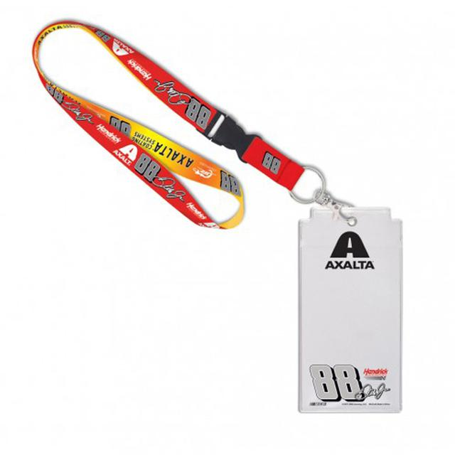 Hendrick Motorsports Dale Earnhardt Jr Axalta Credential Holder with Lanyard