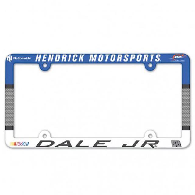 Hendrick Motorsports Dale Earnhardt Jr License Plate Frame