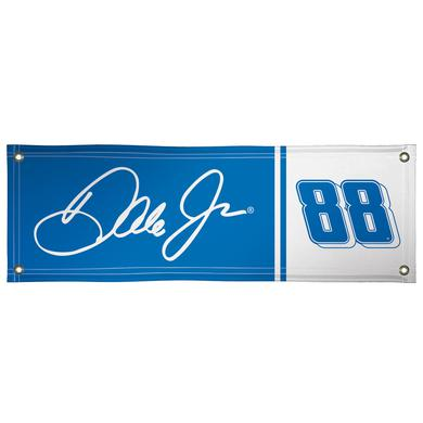 Hendrick Motorsports Dale Earnhardt Jr Vinyl Banner 2' x 6'