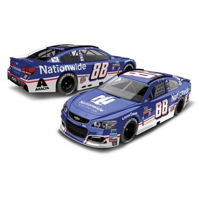 Hendrick Motorsports Dale Earnhardt, Jr. 2017 NASCAR Cup Series No. 88 Nationwide Darlington Throwback 1:64 Die-Cast