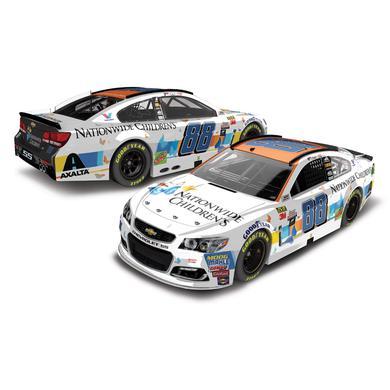 Hendrick Motorsports Dale Earnhardt, Jr. 2017 NASCAR Cup Series No. 88 Nationwide Children's Hospital 1:24 Die-Cast