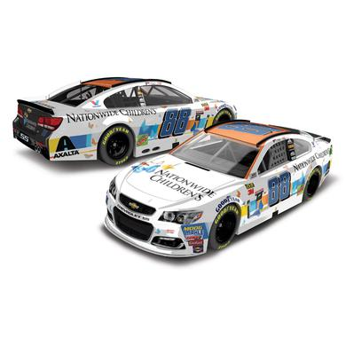 Hendrick Motorsports Dale Earnhardt, Jr. 2017 NASCAR Cup Series No. 88 Nationwide Children's Hospital 1:64 Die-Cast