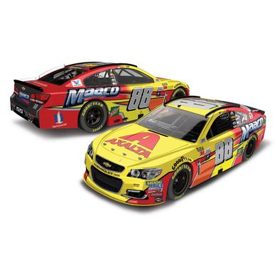 Hendrick Motorsports Dale Earnhardt, Jr. 2017 NASCAR Cup Series No. 88 All-Star Axalta Maaco 1:24 Die-Cast